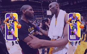 Kyrie Irving đề xuất NBA đổi logo Kobe Bryant, CĐM dậy sóng vì lí do gây tranh cãi