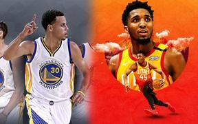 Utah Jazz có thể sánh ngang với phiên bản Golden State Warriors 2016?