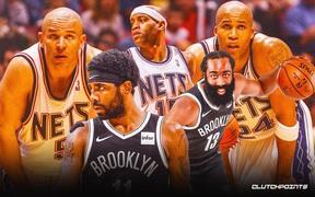 Brooklyn Nets kéo dài chuỗi thắng trong ngày Kyrie Irving cùng James Harden thăng hoa