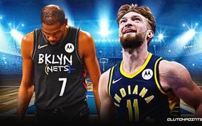 """Indiana Pacers bỗng dưng """"bị mất"""" 1,3 triệu USD vì cái gân kheo của Kevin Durant"""