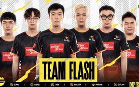 BOX tạo địa chấn trước Cerberus, Team Flash không cho HEAVY cơ hội lội ngược dòng