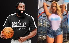 Trang web khiêu dâm đưa lời đề nghị hấp dẫn dành cho James Harden cùng toàn bộ cầu thủ Nets nhân dịp All Star