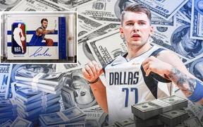 Vượt LeBron James, Luka Doncic trở thành cái tên được săn đón nhất trong giới thẻ bài