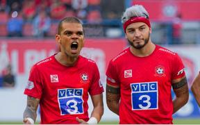 """Cầu thủ Hải Phòng bị đồng đội ghép ảnh với """"gã đồ tể"""" Pepe mừng sinh nhật"""