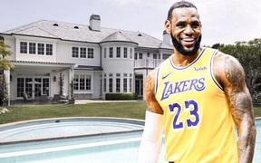 Cận cảnh dinh thự trị giá 20 triệu USD sắp được LeBron James rao bán