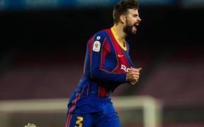 """""""Từ cõi chết trở về"""", Barca vào chung kết Cúp nhà Vua theo cách không thể kịch tính hơn"""
