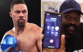 """Đang yên đang lành bỗng bị réo tên """"cà khịa"""", nhà cựu vô địch boxing nước Anh đáp trả theo cách """"cực thâm"""""""