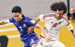 """Thái Lan """"sốc"""" nhưng chưa từ bỏ cuộc đua đăng cai vòng loại World Cup 2022"""