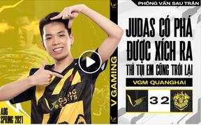 """Cerberus Esports thắng Team Flash 3-0 mà giờ lại để Quang Hải gáy khét: """"Đứt xích rồi thì tụi em trói được lại"""""""