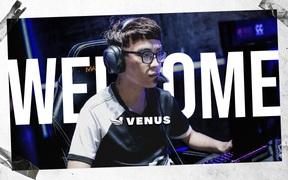 Venus chính thức trở lại thi đấu chuyên nghiệp trong màu áo SBTC Esports