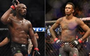 Jon Jones nói gì sau khi chứng kiến Israel Adesanya nhận thất bại tại UFC 259?