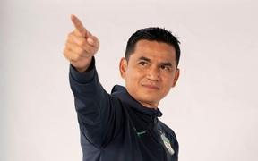 HLV Kiatisuk ước HAGL đánh bại đương kim vô địch Thai League 1 ở Cúp châu Á