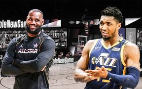 """Donovan Mitchell phản pháo sau bình luận """"cà khịa"""" của LeBron James tới Utah Jazz"""