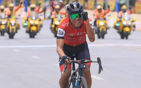 Anh kỹ sư tập xe đạp giảm cân chinh phục đường đua Cúp Truyền hình TP. Hồ Chí Minh