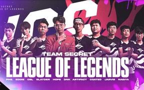 Team Secret xuất sắc đánh bại Cerberus Esports để giành lấy hạng 3 chung cuộc tại VCS mùa Xuân 2021