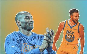 Kéo dài chuỗi trận thăng hoa, Stephen Curry sánh vai cùng huyền thoại Kobe Bryant