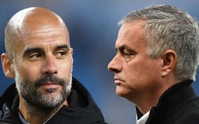 Mourinho và Guardiola, hai mảnh đời trái ngược