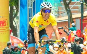 Chặng cuối Cúp Truyền hình TP. Hồ Chí Minh: Loic Desriac xuất sắc bảo vệ thành công Áo Vàng chung cuộc