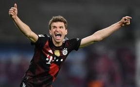 """Bayern hạ gục Leipzig trong trận """"chung kết"""" quyết định ngôi vương Bundesliga"""