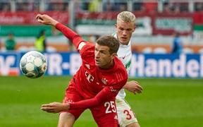 Điểm tin Bundesliga: Bayern trước nguy cơ sảy chân