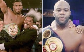 """""""Tay đấm thép"""" Mike Tyson nhận được lời mời tranh đai thế giới từ đối thủ trẻ hơn 23 tuổi"""