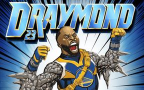 """Không phải Stephen Curry, Draymond Green mới là """"siêu anh hùng"""" đầu tiên tại NBA gia nhập biệt đội Avengers"""