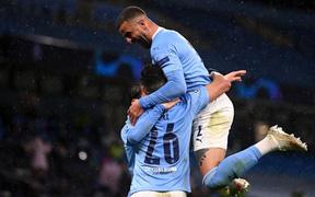 Man City lập cú đúp kỷ lục sau chiến tích vào chung kết Champions League