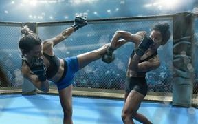 Elon Musk ra tay hỗ trợ, các trận đấu MMA chuyển bị được diễn ra trong môi trường không trọng lực