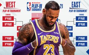 Đối mặt nguy cơ đánh Play-In, liệu Los Angeles Lakers có nên để LeBron James nghỉ ngơi hoàn toàn?