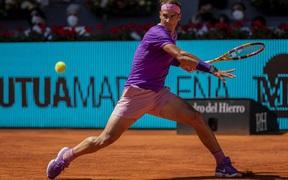 Nadal ra quân thần tốc tại Madrid Open