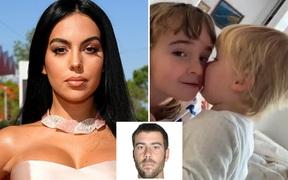 Bạn gái Ronaldo cầu cứu dân mạng giúp 2 bé gái bị cha ruột bắt cóc