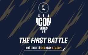 Thể thức tie-break Icon Series SEA mùa Hè 2021: Đội tuyển nào sẽ đi tiếp?