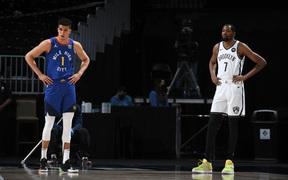 Bùng nổ với 33 điểm, Kevin Durant khẳng định bản lĩnh trước Denver Nuggets