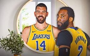 Los Angeles Lakers liệu có nên sử dụng Marc Gasol thay vì Andre Drummond?