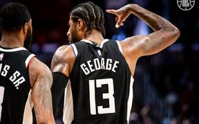 Paul George tìm lại cảm giác với 31 điểm, Clippers giành chiến thắng giòn giã trên sân nhà