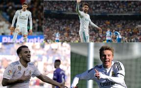 Những gương mặt được kỳ vọng sẽ thay thế Modric, Kroos và Casemiro ở Real Madrid