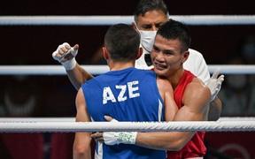 Kết quả Boxing Olympic: Nguyễn Văn Đương đấm ngã đối thủ, xuất sắc tiến vào vòng 1/8