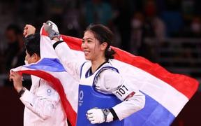 Đông Nam Á có huy chương vàng đầu tiên ở Olympic Tokyo 2020