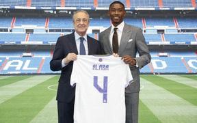 """Bản hợp đồng """"miễn phí"""" Alaba ngốn của Real Madrid... 115 triệu euro"""