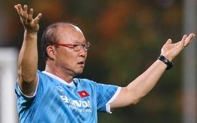 HLV Park Hang-seo mong muốn có 3 trung tâm đào tạo trẻ như PVF ở 3 miền Việt Nam