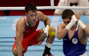 Võ sĩ Mông Cổ Erdenebat Tsendbaatar thua đau tại Olympic, lỡ cơ hội giành được huy chương
