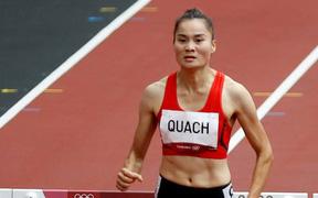 Kết quả Olympic Tokyo 2020: Quách Thị Lan dừng bước trước những đối thủ rất mạnh