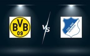 Nhận định, soi kèo, dự đoán Dortmund vs Hoffenheim (vòng 3 Bundesliga)