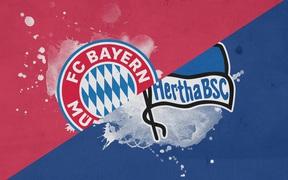 Nhận định, soi kèo, dự đoán Bayern Munich vs Hertha BSC Berlin (vòng 3 Bundesliga)