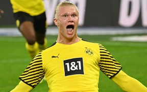 Dortmund 3 – 2 Hoffenheim: Haaland cứu rỗi Dortmund trong cuộc rượt đuổi tỉ số nghẹt thở