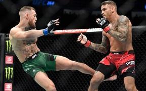 Poirier thừa nhận gặp chấn thương sau đòn đá của McGregor: Tôi chưa từng trải nghiệm điều này trước kia