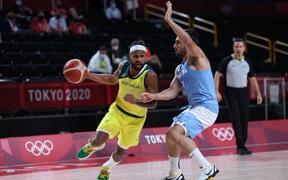 Đội tuyển Úc xuất sắc giành tấm vé vào bán kết Olympic Tokyo 2020 nhờ màn trình diễn đẳng cấp của Patty Mills