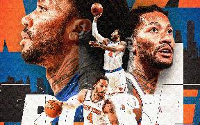 Derrick Rose: Hậu mùa giải trong mơ cùng New York Knicks và bản hợp đồng tưởng thưởng ấn định tương lai