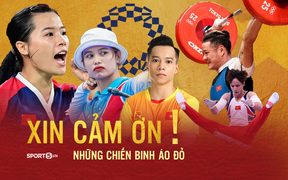 Thể thao Việt Nam kết thúc hành trình tại Olympic: Ổn rồi, về nhà thôi các chiến binh áo đỏ!