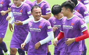 Tuyển Việt Nam nhận tin vui từ nhóm tuyển thủ của Viettel